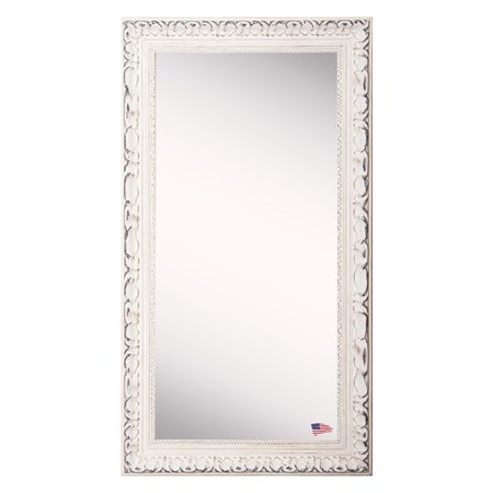 Victorian Stand - Rayne Mirrors French Victorian White Floor Mirror