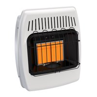 Dyna-Glo 12,000 BTU Natural Gas Infrared Vent Free Wall Heater