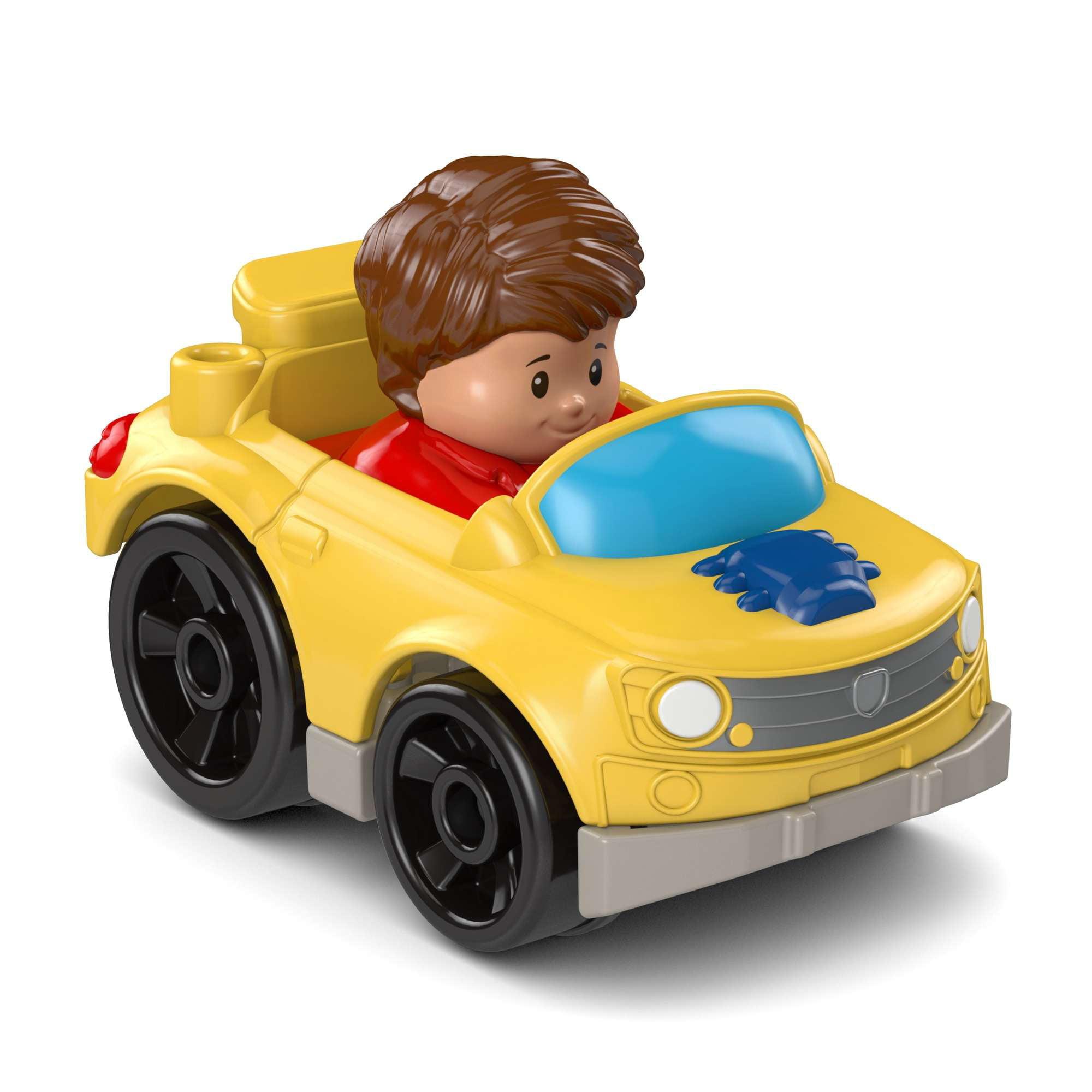 Little People Wheelies Muscle Car