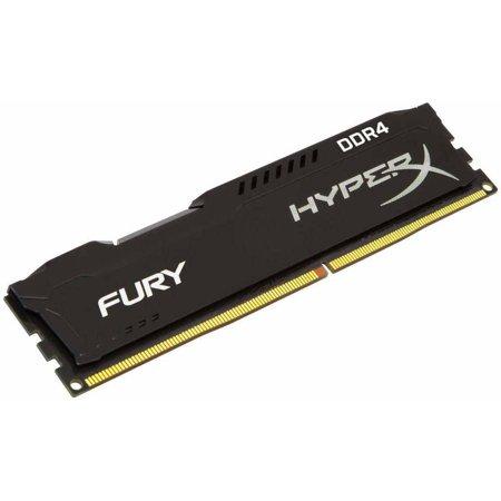 Kingston 8GB 2133MHz DDR4 Non-ECC CL14 DIMM HyperX FURY Black Series Memory