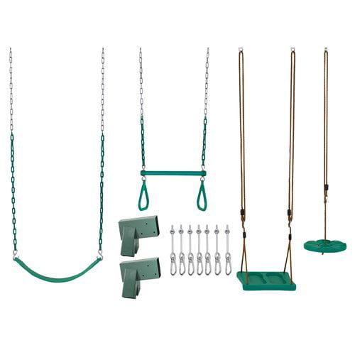 Swingan DIY Kit Swing Set (Wood Not Included)