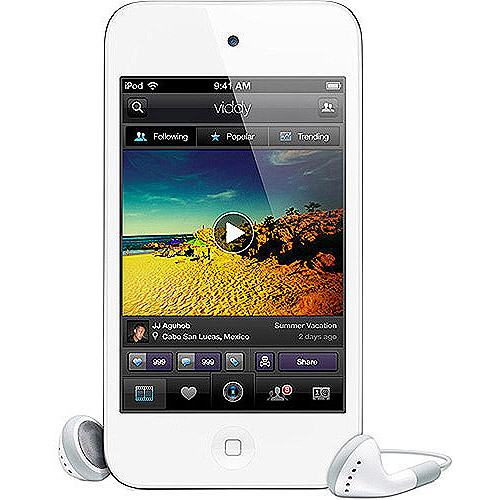Apple iPod touch 4th Generation 16GB (Space Gray or Silver)