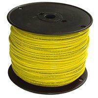 Building Wire,THHN,12 AWG,Yellow,500ft SOUTHWIRE COMPANY 22969001