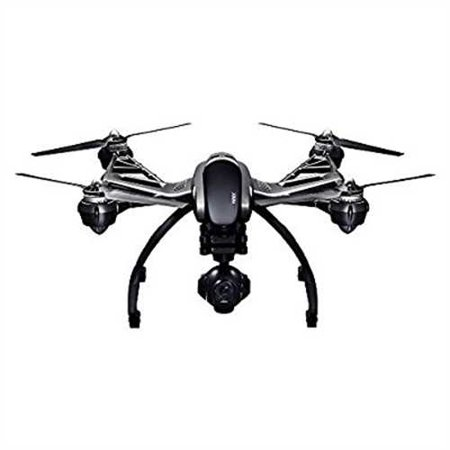 Refurbished Yuneec Q500 4K Typhoon Quadcopter Drone RTF with CGO3 Camera, ST10+ & Steady Grip