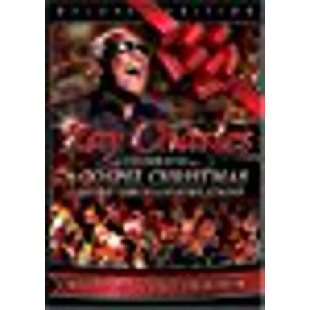 Ray Charles Celebrates: A Gospel Christmas w/Voices of Jubilation - Deluxe Edition (DVD/CD) (That Spirit Of Christmas By Ray Charles)