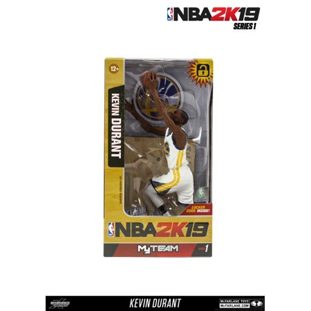 McFarlane NBA 2K19 Kevin Durant Figure (Kevin Durant Party Supplies)
