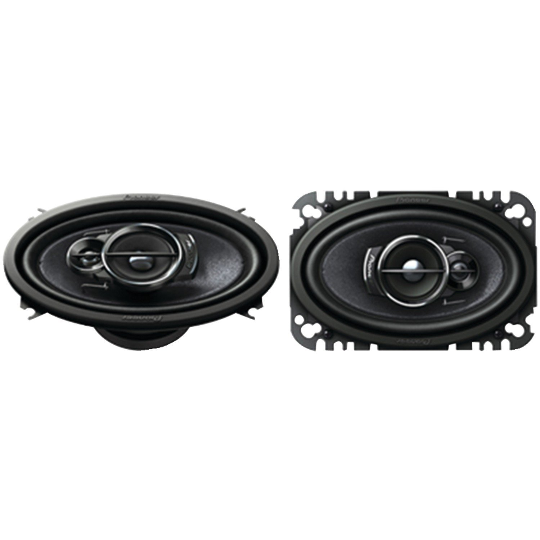 "Pioneer TS-A4676R 4"" X 6"" A-Series 200-Watt 3-Way Speakers"