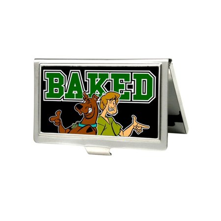 Scooby Doo Cartoon TV Show Shaggy And Scooby Baked Business Card - Scooby Doo And Shaggy Costumes