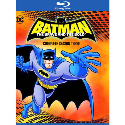 Batman: The Brave and the Bold: Complete Season Three (Blu-ray)