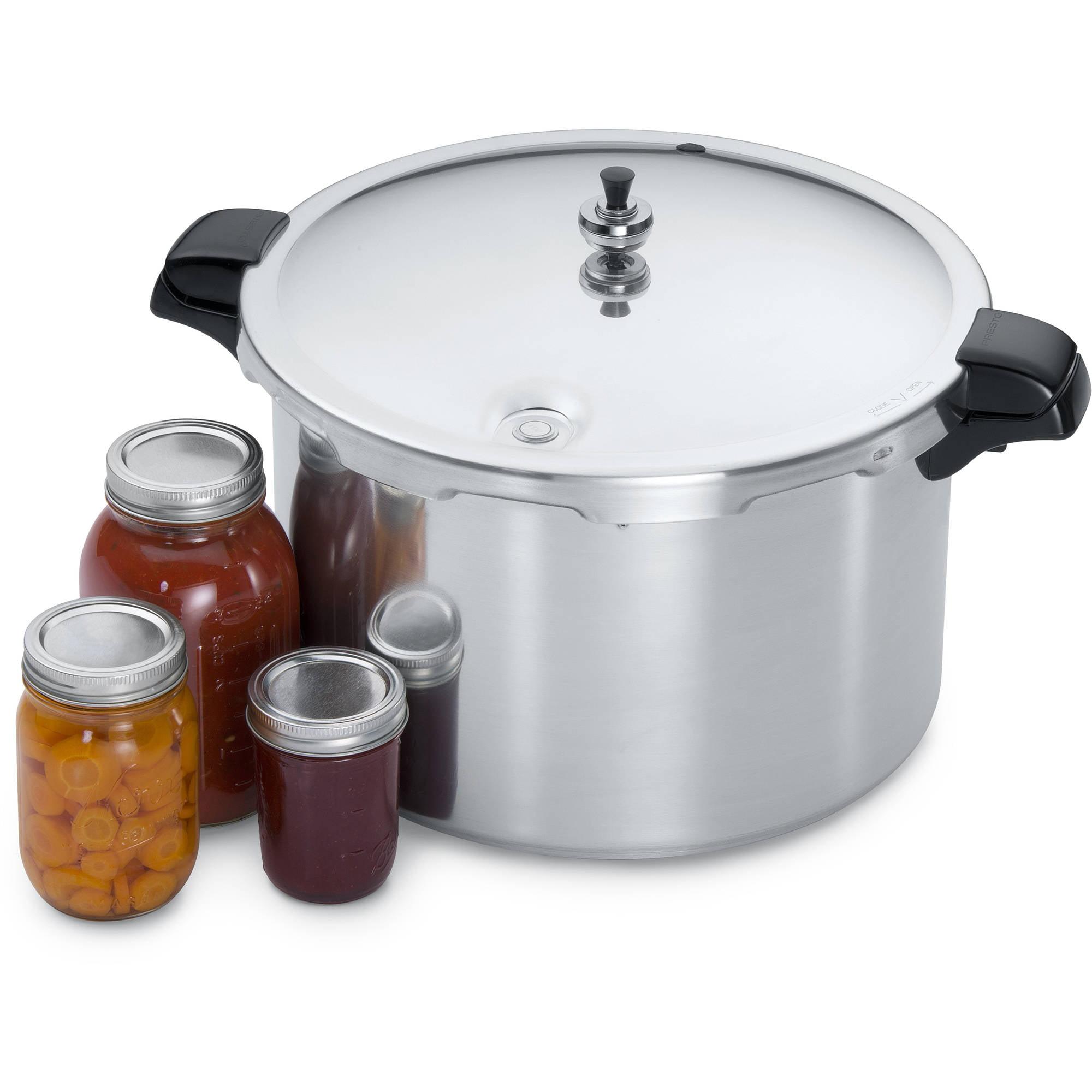 Presto 16-Quart Pressure Canner and Cooker 01745