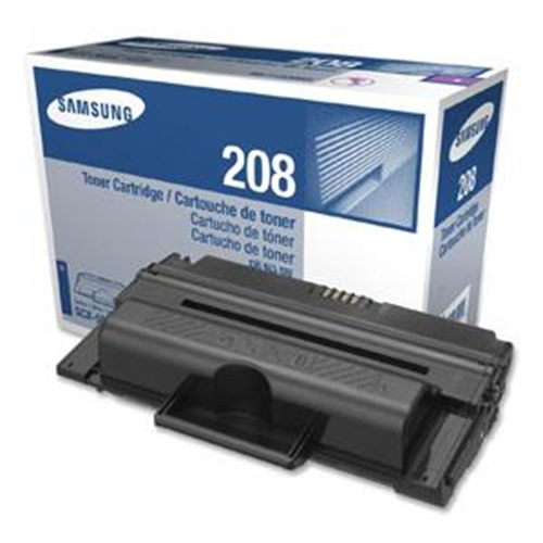 Samsung Black Toner Cartridge For Scx 5835f, 5935fn and 5635FN Series Printers MLT-D208S