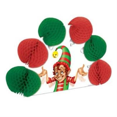 Elf Pop-Over Centerpiece, 4PK