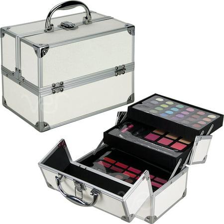 White Glitter Makeup Kit by Ver Beauty- VMK1304 - Walmart.com