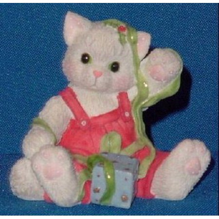 1996 Wrapped Up In You 178411 By Calico Kittens Enesco Calico Kittens