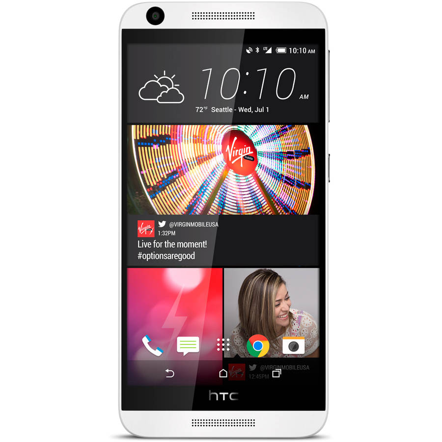 Virgin Mobile HTC Desire 626S Prepaid Smartphone