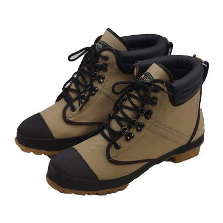 Image of Pro Line Men's W285D Nylon Wading Boots, 7 Tan US