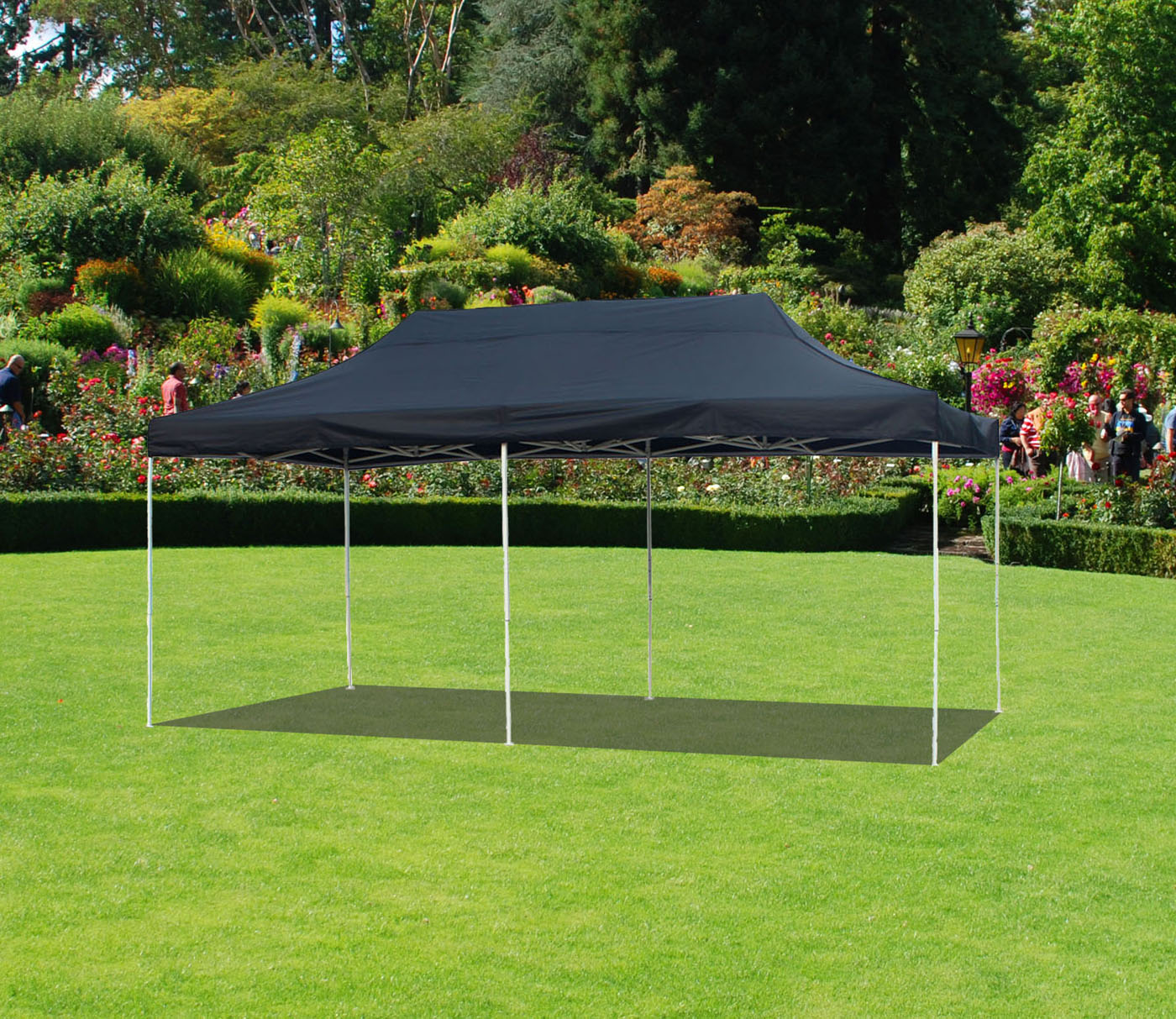 Canopy Tent 10 x 20 Commercial Fair Shelter Car Shelter Wedding Party Easy Pop Up by