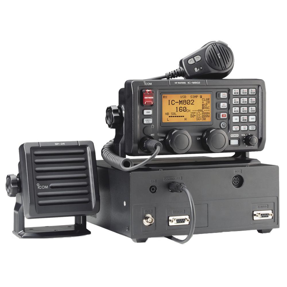 Click here to buy ICOM M802 SINGLE SIDE BAND SSB RADIO by Icom.