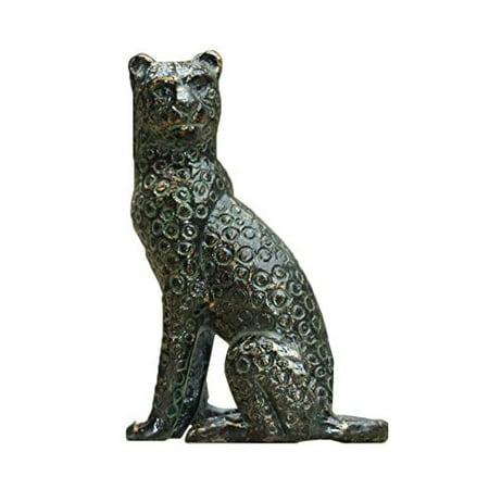 Bloomsbury Market Houlihan Jaguar Metal Figurine
