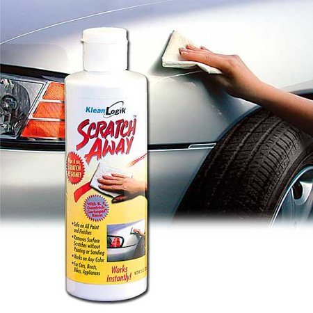 Scratch Resistant Worksurface (Klean Logik Scratch Away All Surface Scratch Remover (8 fl)
