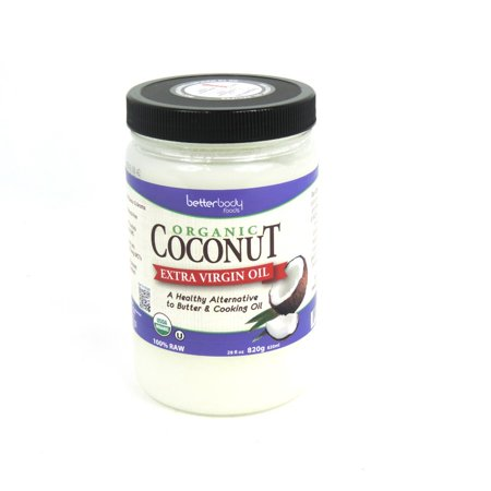 Better Body Foods Extra Virgin Coconut Oil, 28 Oz (Virgin Coconut Oil Brands In The Philippines)
