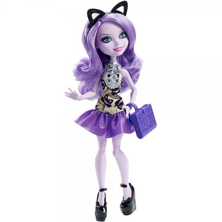 Ever After High Book Party Kitty Cheshire Doll - Ever After High Kitty Cheshire