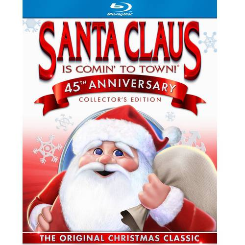 Santa Claus Is Comin' To Town 45th Anniversary Collector's Edition (Blu-ray)