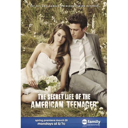 Secret Life of the American Teenager, The (TV) - movie POSTER (Style B) (11