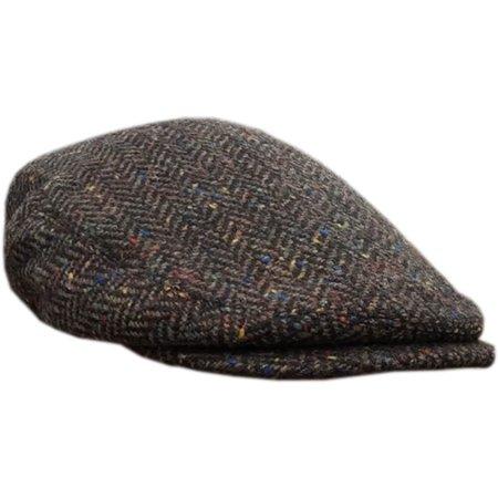 Shandon Hats - Men s Shandon Tweed Irish Flat Cap - Brown - Medium -  Walmart.com 79684a38977