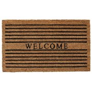 Momentum Mats Winchester Welcome Coir with Vinyl Backing Doormat (1'5 X 2'5)