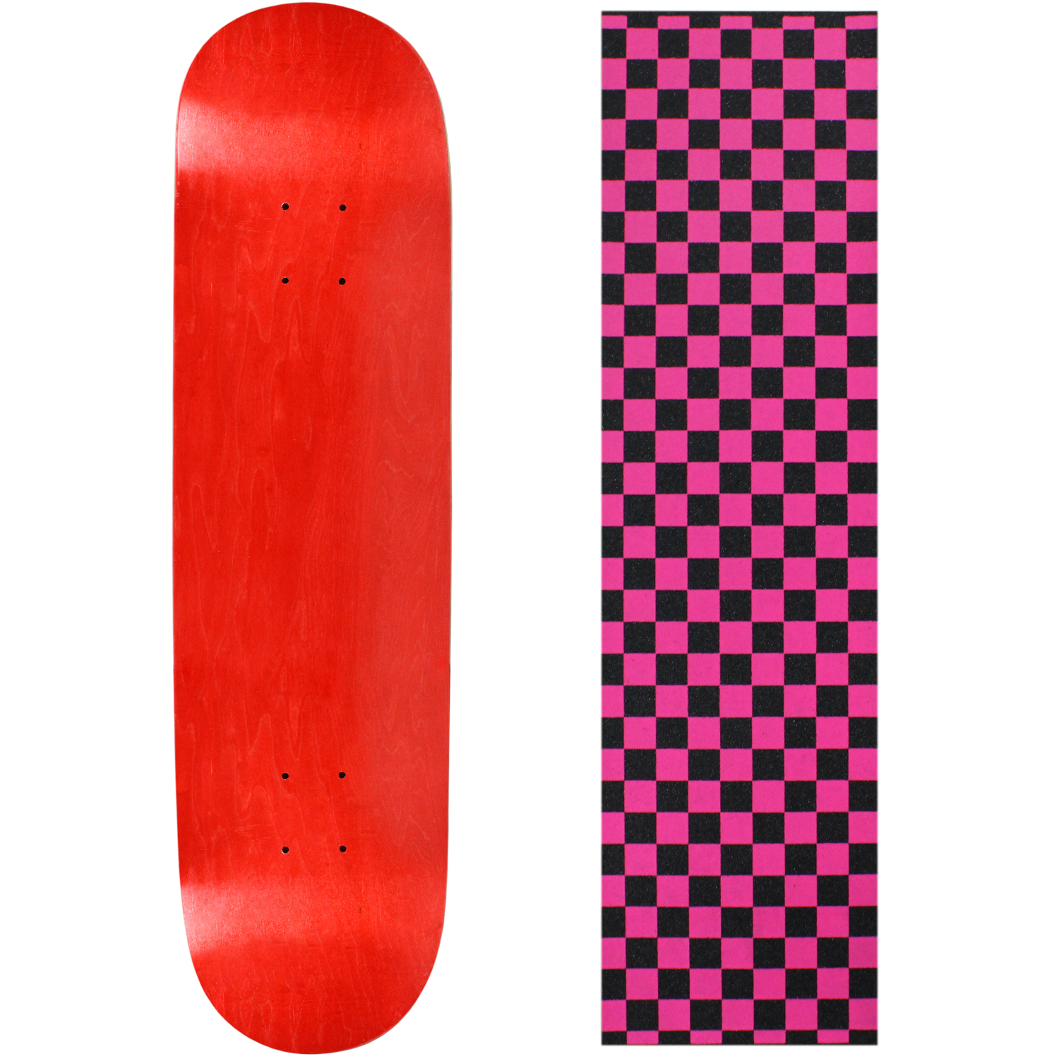 Moose Skateboard Deck Pro 7-Ply Canadian Maple STAINED RE...