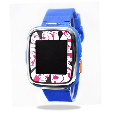 Mightyskins Protective Vinyl Skin Decal For Vtech Kidizoom Smartwatch Dx Wrap Cover Sticker Skins Pink Trooper Storm