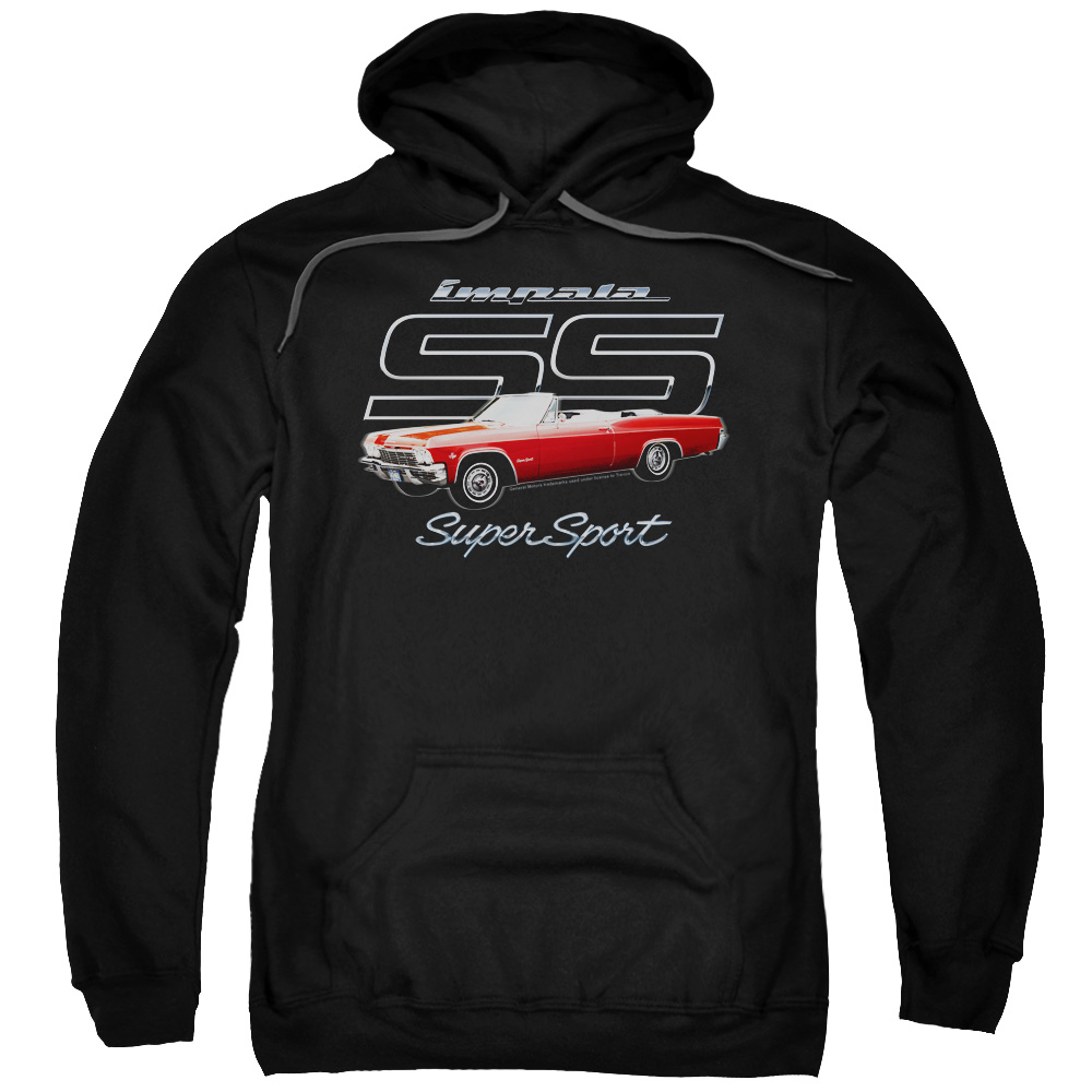 Chevy Impala Ss Mens Pullover Hoodie