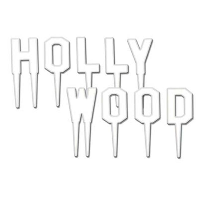 Beistle 60089 Hollywood Picks - Pack of 12