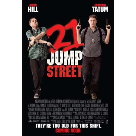 21 Jump Street Movie Mini Poster 11X172012 Channing Tatum