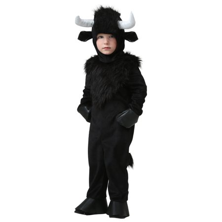Bull Costume For Kids (Toddler Bull Costume)
