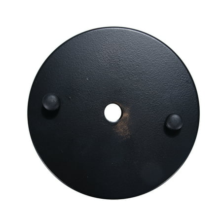 10CM Ceiling Base Plate Round Metal Pendant Light Accessories - image 7 de 7