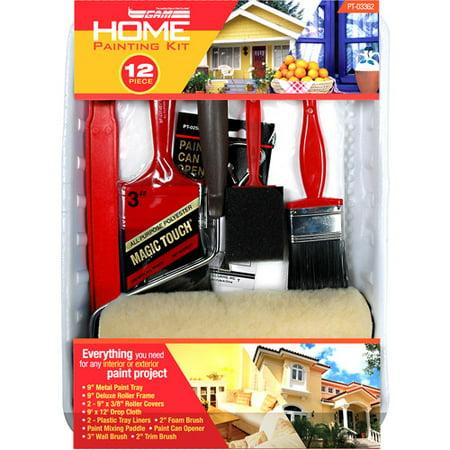 Gam pt03362 12 piece roller paint kit walmart gam pt03362 12 piece roller paint kit sciox Gallery