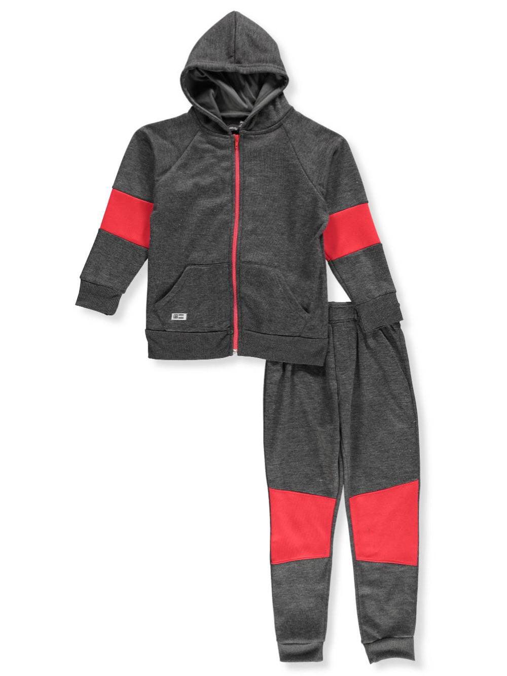 Beverly Hills Polo Club Boys' 2-Piece Sweatsuit Pants Set
