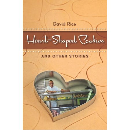 Halloween Pumpkin Shaped Cookies (Heart-Shaped Cookies and Other Stories)
