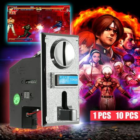 Vending Machine Arcade Card (Multi Coin Acceptor Selector For Arcade Gameing Vending Machines)