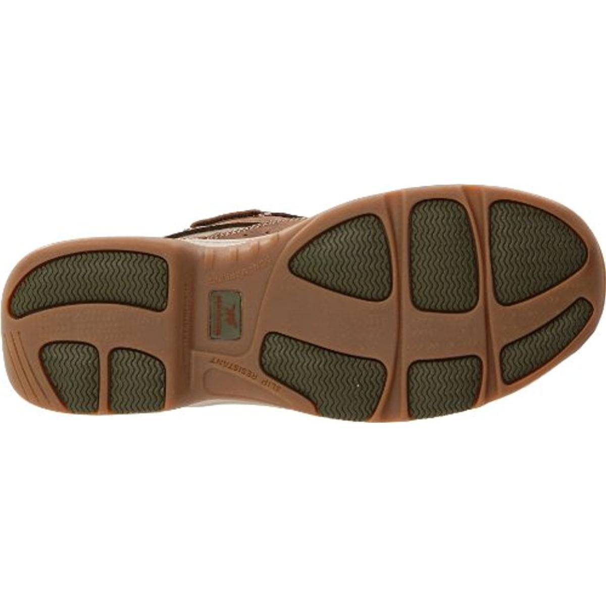 24b975bb381 Irish Setter Mens Lakeside Leather Slip Resistant Boat Shoes