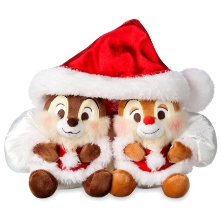 Disney Share the Magic Holiday Collection Chip 'n Dale Plush