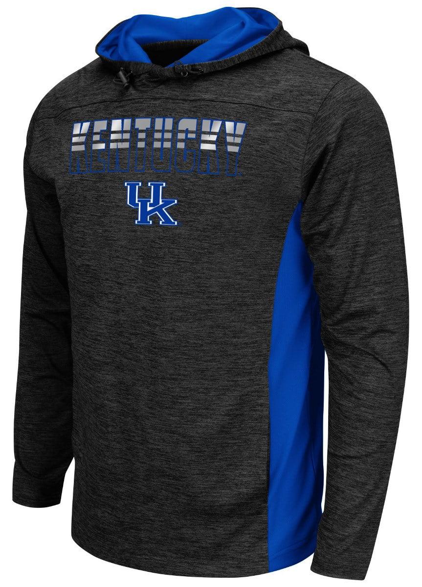"Kentucky Wildcats NCAA ""Sleet"" Pullover Men's Hooded Jacket by Colosseum"