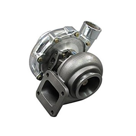 T76 Turbo TurboCharger  81AR P Trim Polished Housing, 76mm Compressor Wheel