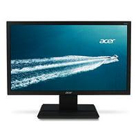 "Acer 19"" 1366x768 VGA 60hz 5ms LED Monitor - V196HQLAb"