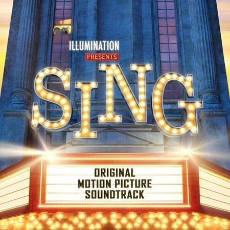 Sing (Original Motion Picture Soundtrack) (Choral Singing Cd Bass)