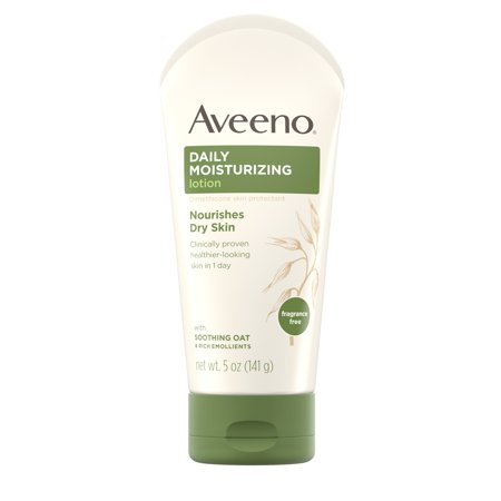 Aveeno Daily Moisturizing Lotion with Oat for Dry Skin, 5 fl.