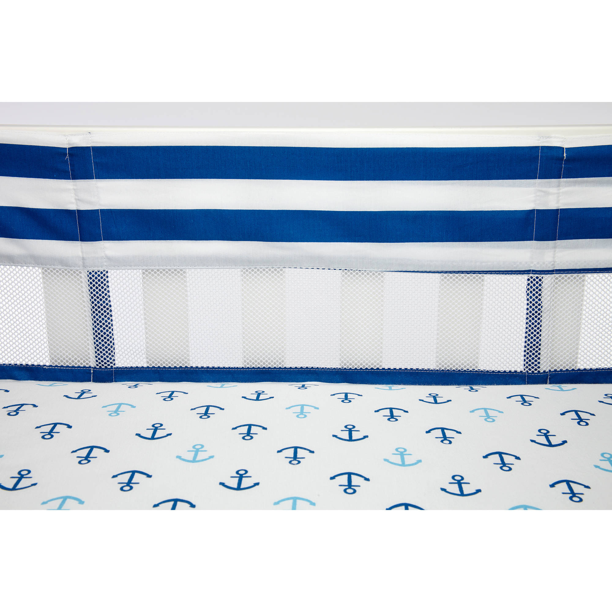 Little Bedding by NoJo Splish Splash Crib Liner