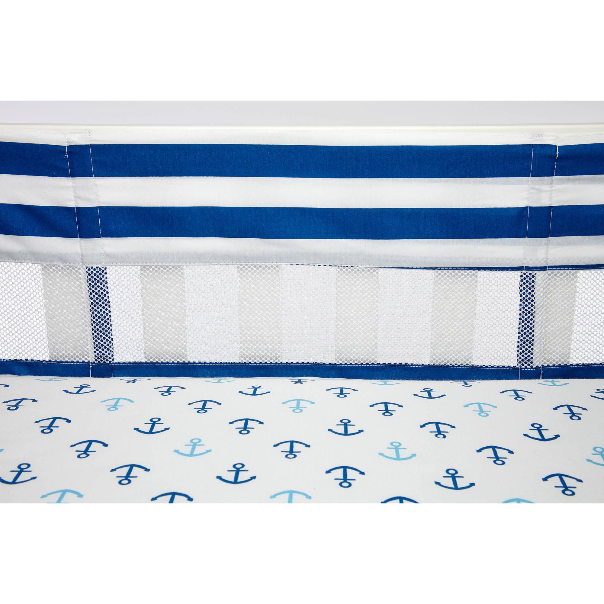 Little Bedding by NoJo Splish Splash Crib Liner